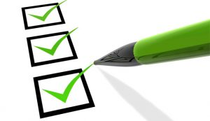 make sure your building inspection checklist is complete