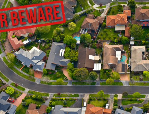 Cover Ups and Deceit – Melbourne Home Buyers Beware