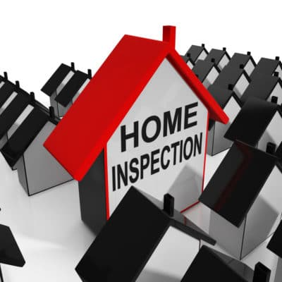 Home Inspection House Means Review And Scrutinize Property